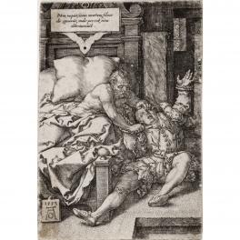 Herkinbald killing his nephew