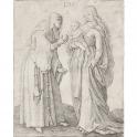 La Virgen con el niño y Santa Ana