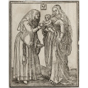 The Virgin with Child and St Anna