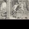 Tarquinio y Lucrecia