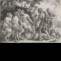 Tetis y Quirón