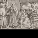La mujer de Putifar acusa a José