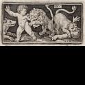 Dos niños atacados por leones