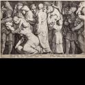 El castigo de Niobe. Estampa 7