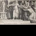 El castigo de Niobe. Estampa 5