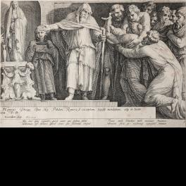 Punishment of Niobe. Plate 5