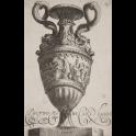 Urna con escena de ritual pagano