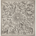 Ornament design for a ceiling decoration