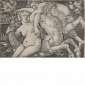 Triton abducting two Nereids