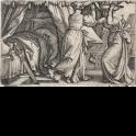 Judith con la cabeza de Holofernes