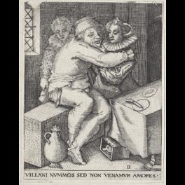 La prostitura hermosa y el amante feo