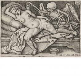 La bella durmiente y la Muerte