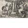Hércules disparando una flecha al centauro Neso
